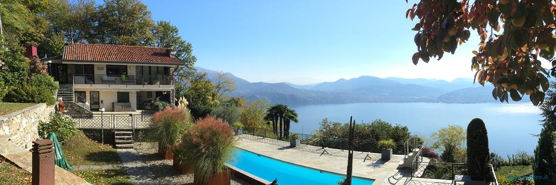 Casa nel Blu Lago Maggiore