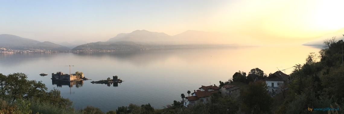 Schloss von Cannero Riviera Lago Maggiore
