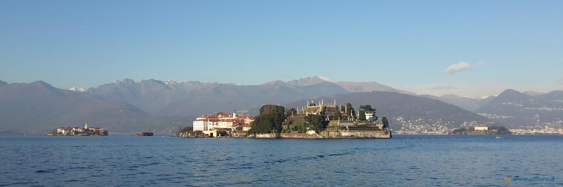 Lago Maggiore - Isole Borromee