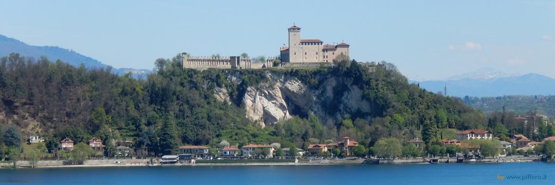 Lago Maggiore Rocca di Angera