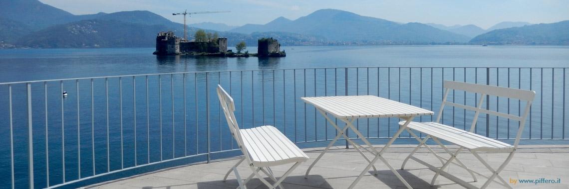 Appartamento Terrazzo Ca Bianca Cannero Lago Maggiore