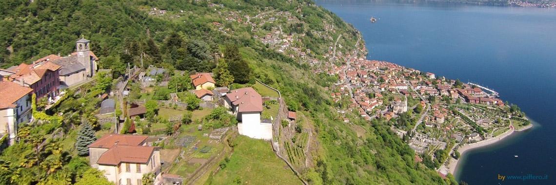 Oggiogno e Cannero Riviera Lago Maggiore