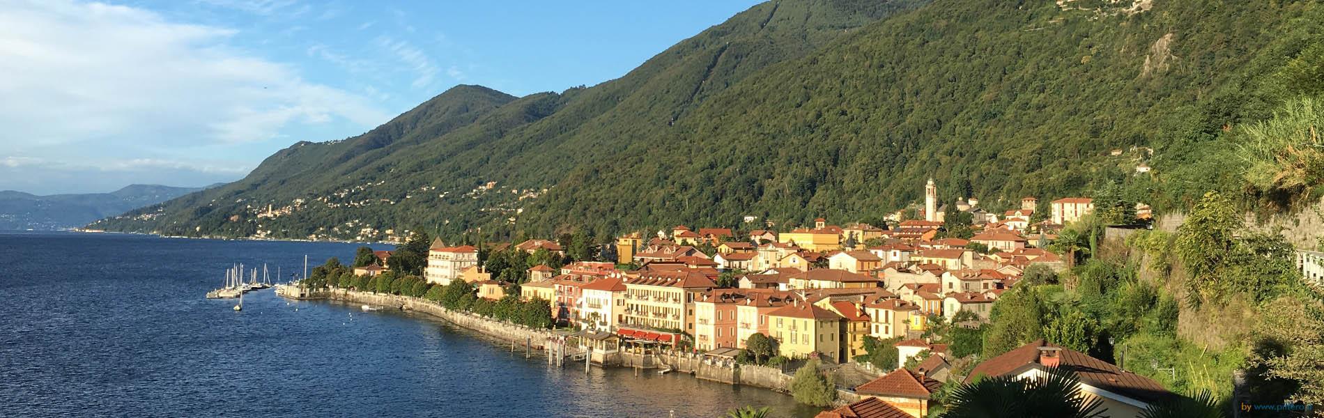 Cannero Riviera Lago Maggiore
