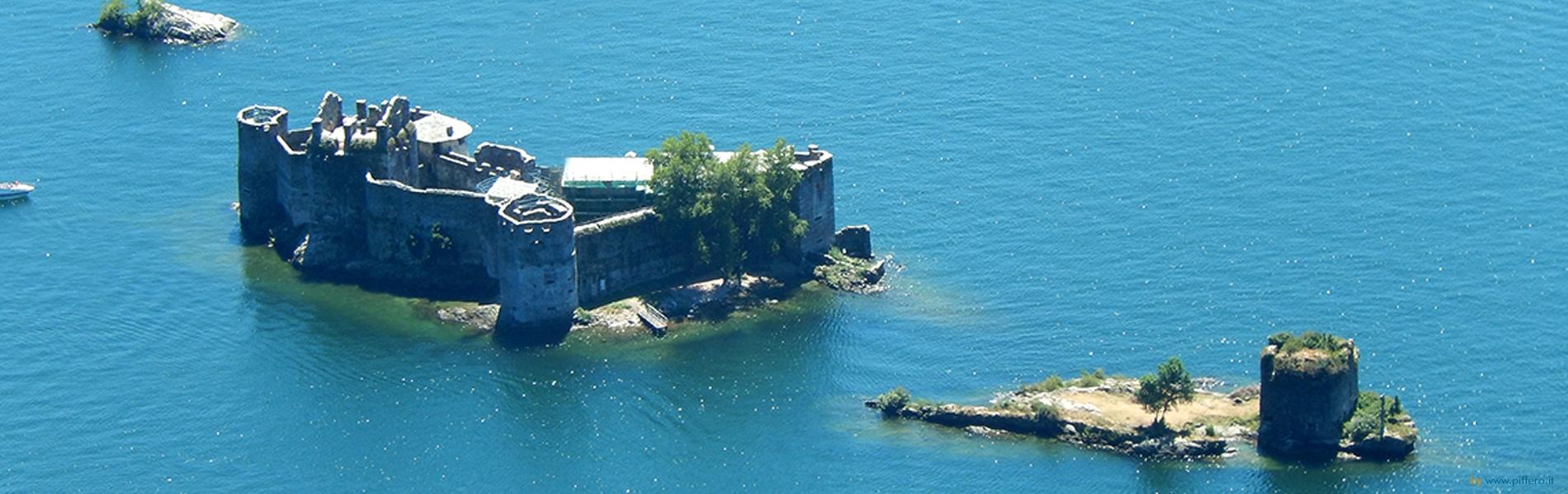Castelli di Cannero Riviera Lago Maggiore