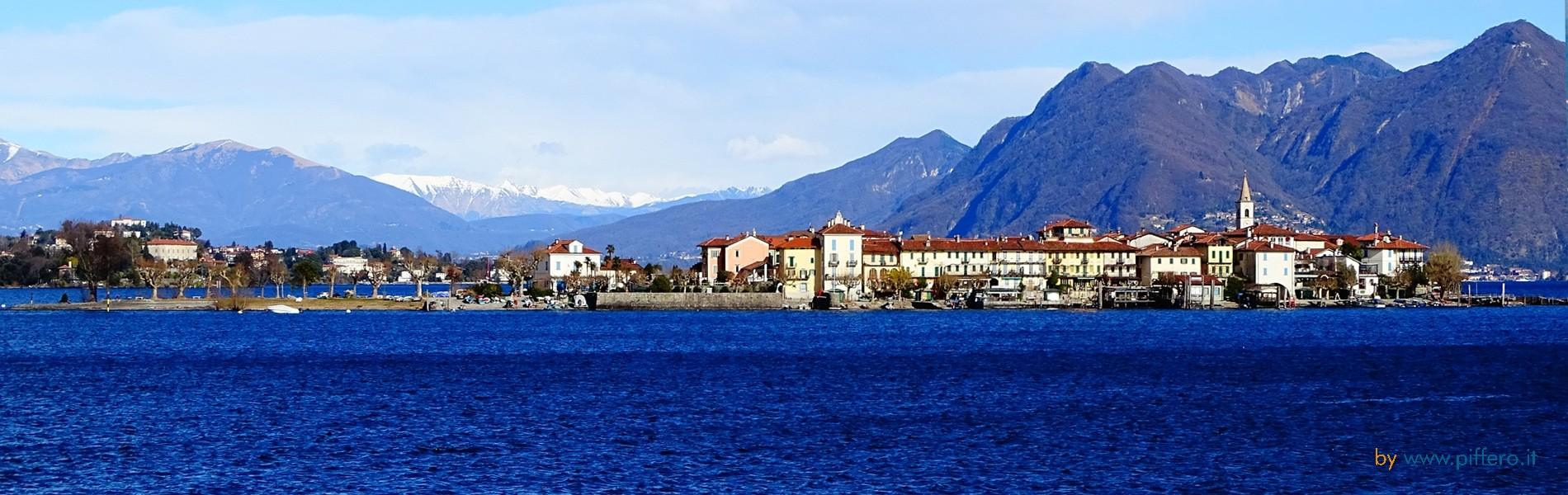 Isola Pescatori - Lago Maggiore