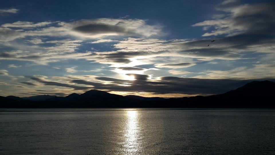 Fotogallery Alessandro Piffero Alba sul Lago Maggiore