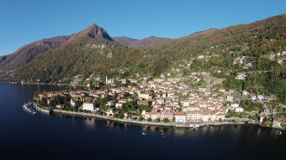 Cannero - panorama
