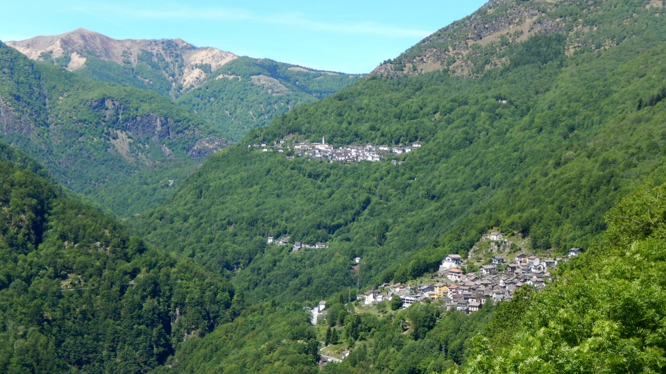 Fotogallery Alessandro Piffero Valle Cannobina - Orasso 700 m e Cursolo 900 m