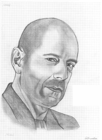 Ritratti - vip Bruce Willis