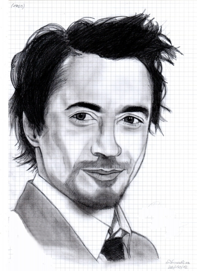 Ritratti - vip Robert Downey Jr