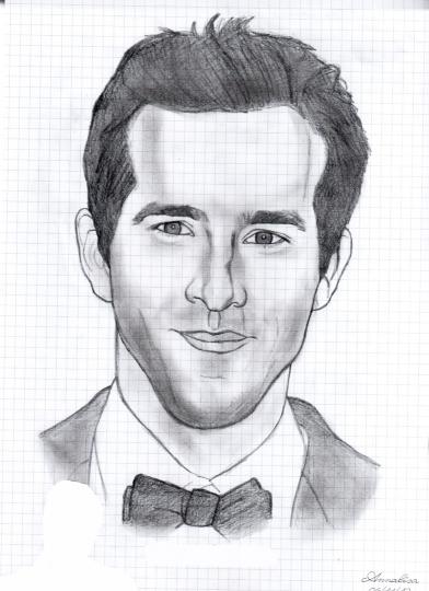 Ritratti - vip Ryan Reynolds