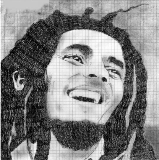 Ritratti - vip Bob Marley