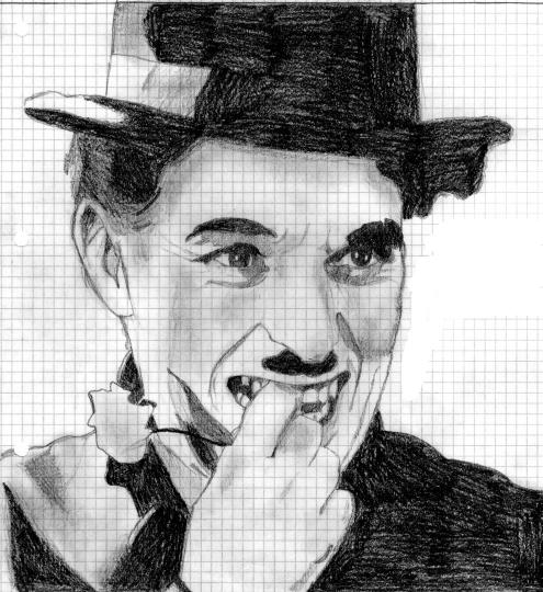 Ritratti - vip Charlie Chaplin