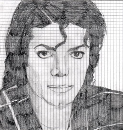 Ritratti - vip Michael Jackson 1