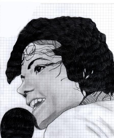 Ritratti - vip Michael Jackson 2