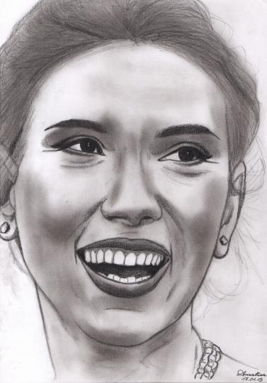 Ritratti - vip Scarlett Johansson