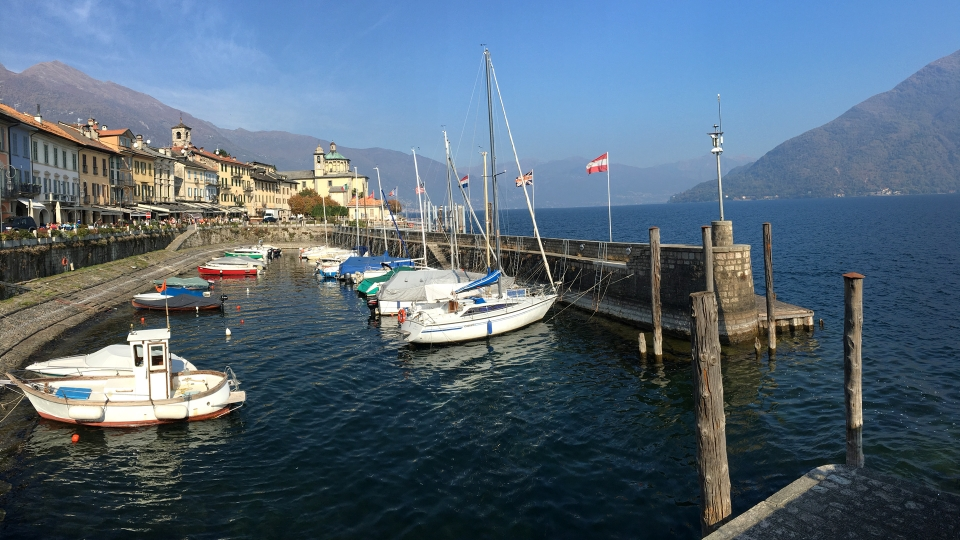 Fotogallery Alessandro Piffero Cannobio porto turistico