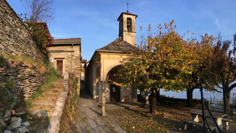 Cannero Riviera - Frazione Donego