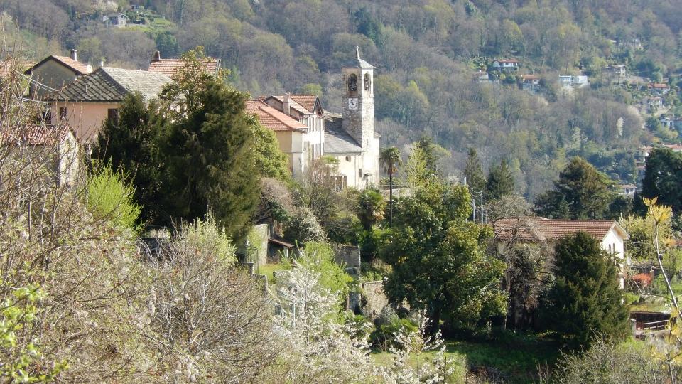Cannero Riviera - Frazione Oggiogno