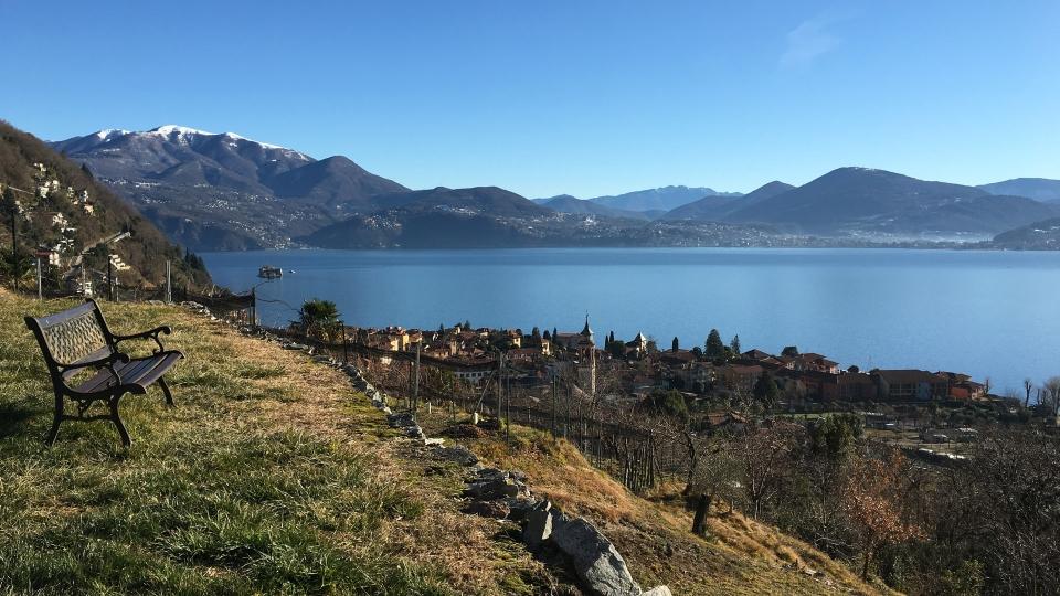 Fotogallery Alessandro Piffero Cannero Riviera - sentiero per Cheggio